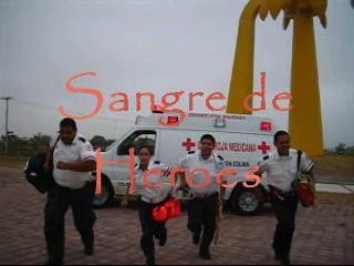Vean los videos  Sangre de Heroes