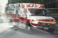 Y donde quedo la ambulancia?